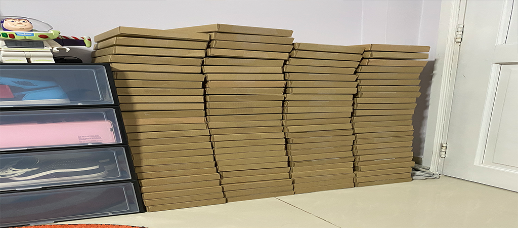 Case Study bán 100 đơn hàng đầu tiên từ Up Thu Nhập Blog