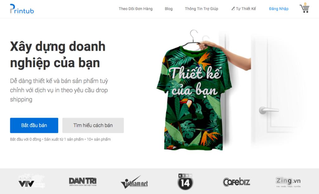 Affiliate Marketing là gì? Mô hình bán áo thun POD với Printub
