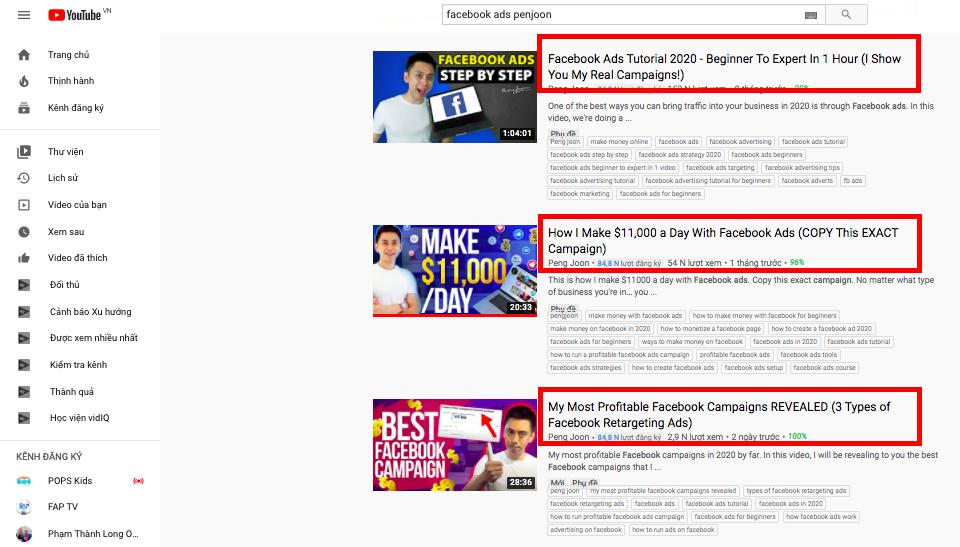 Hướng dẫn viết tiêu đề hiệu quả - tiêu đề trên youtube