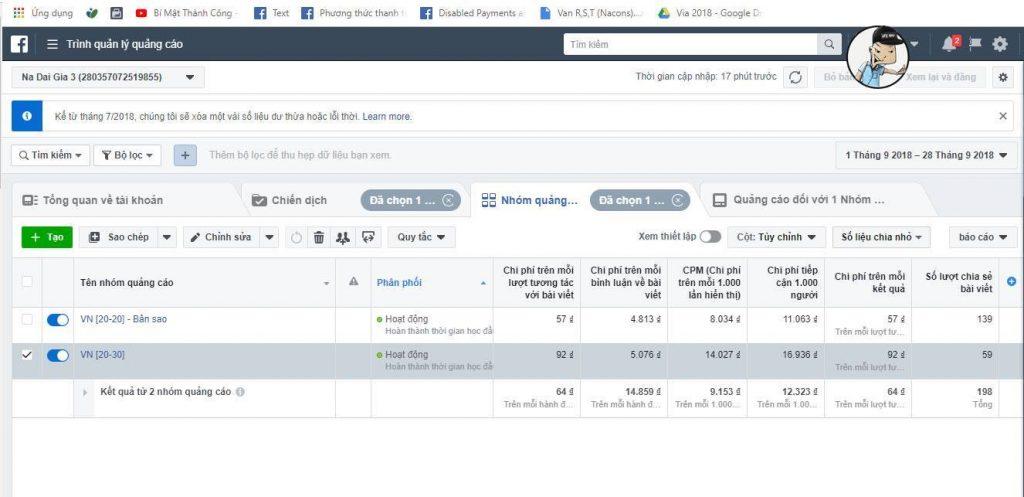 Khoá học quảng cáo facebook ads từ donnie chu - học để chạy quảng cáo hiệu quả