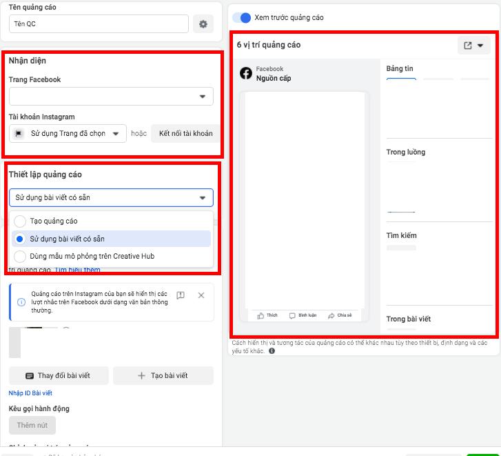 Quảng cáo facebook là gì? Tạo bài quảng cáo