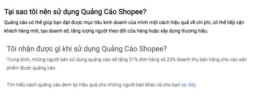 Khoá học bán hàng trên shoppe - tại sao nên tân dụng