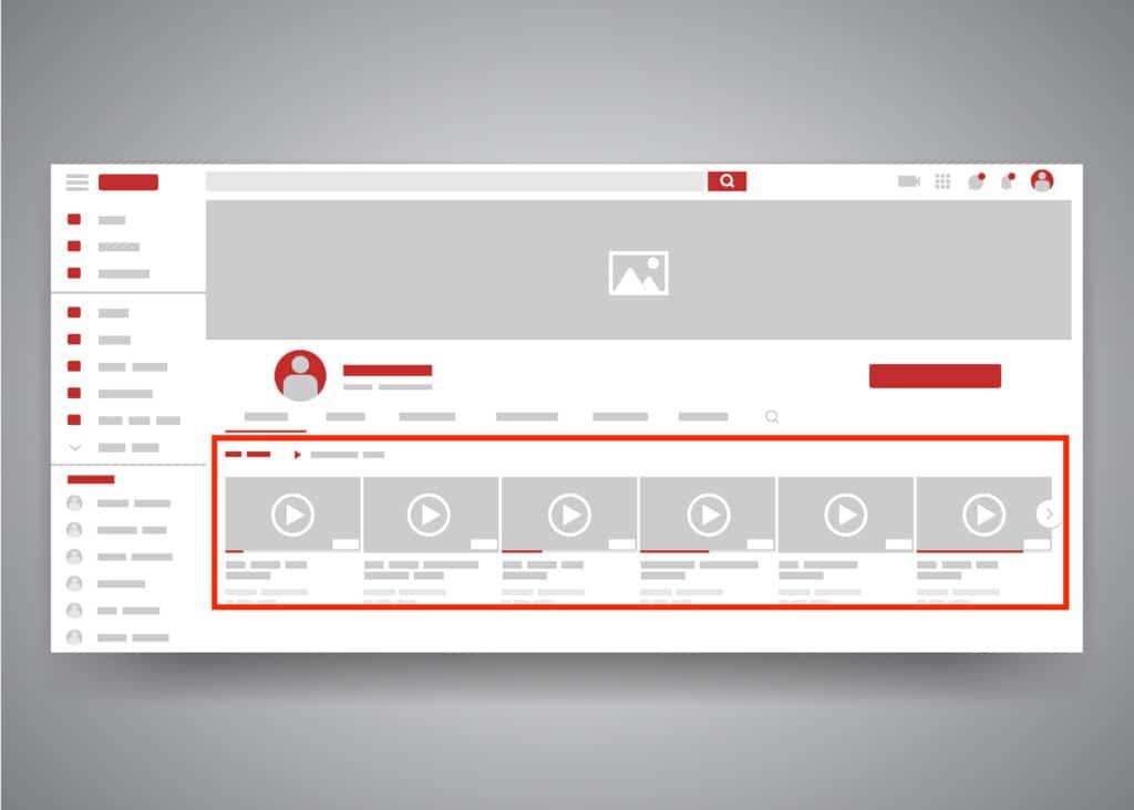 Tăng view Youtube - khi đăng ký video được đề xuất trên màn hình chính