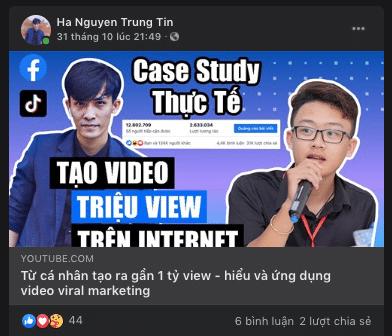 Tăng view youtube - phỏng vấn