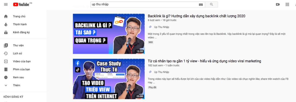 Tăng view youtube - màu thumnail